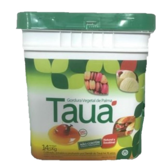GORDURA VEGETAL DE PALMA TAUÁ BAL 14,5KG