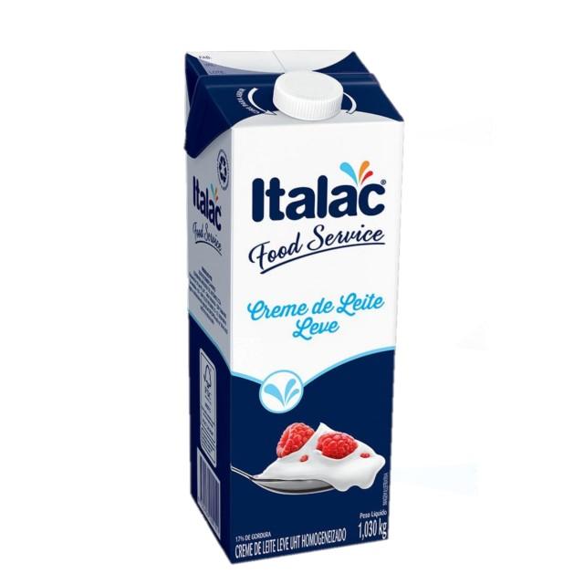 CREME DE LEITE ITALAC FOOD SERVICE 1,03KG