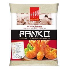 FARINHA PANKO ROMARIZ PACOTE 200G