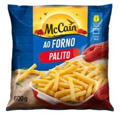 BATATA AO FORNO PALITO MCCAIN 600G