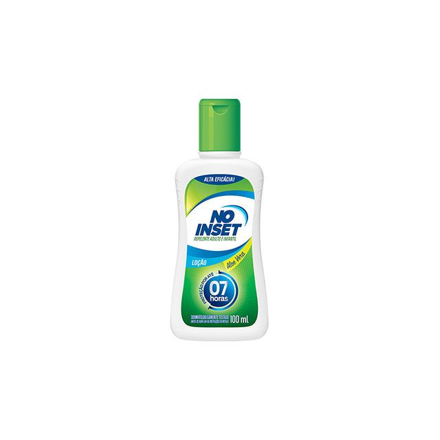 REPELENTE NO INSET ALOE VERA 100ML