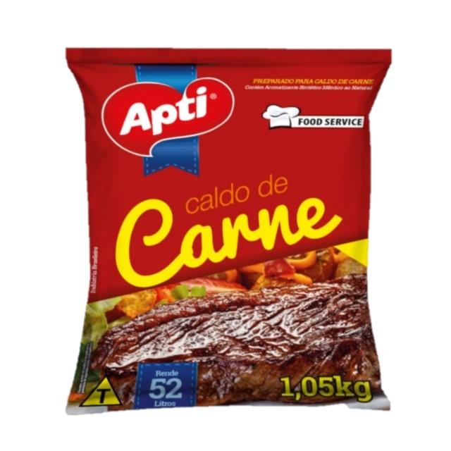 CALDO CARNE APTI 1,05KG