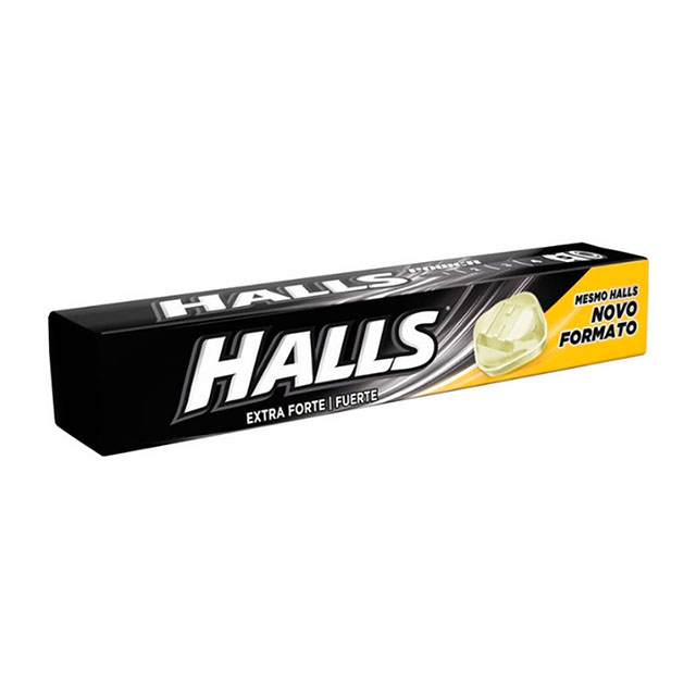 BALA HALLS EXTRA FORTE 27,5G