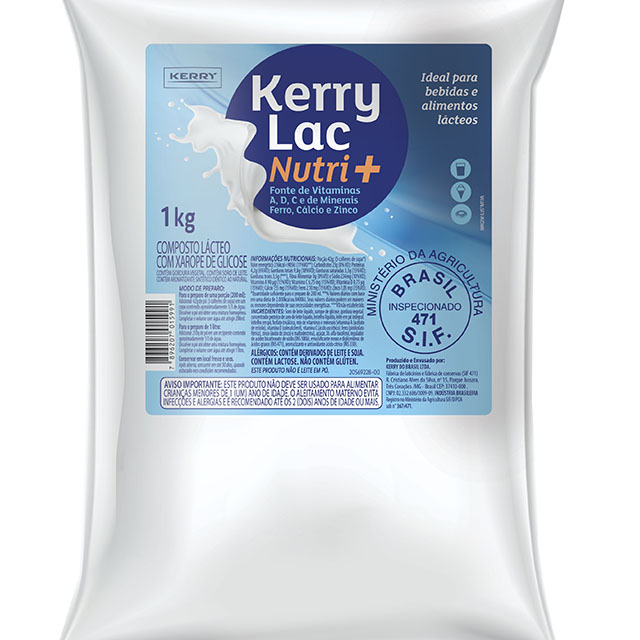 COMPOSTO LÁCTEO KERRY LAC 1KG