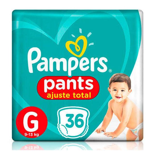 FRALDA  DESCARTAVEL PAMPERS PANTS G C/36