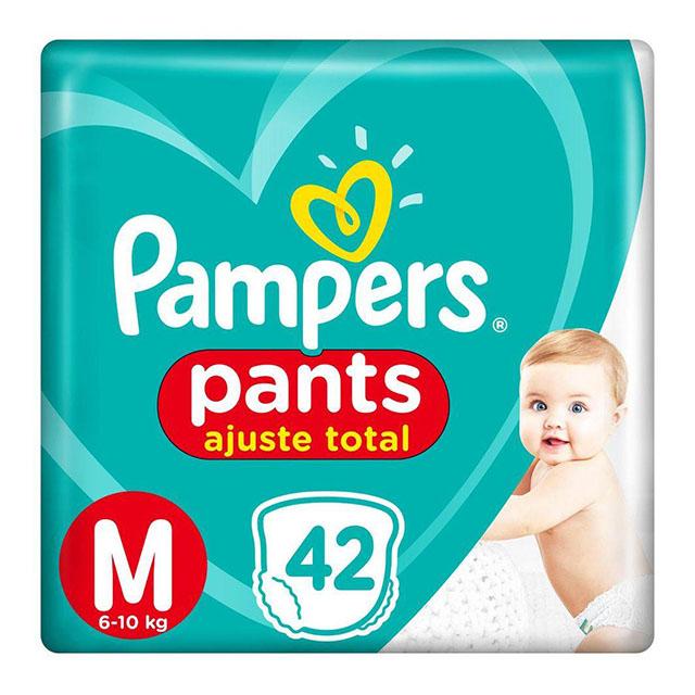 FRALDA  DESCARTAVEL PAMPERS PANTS M C/42