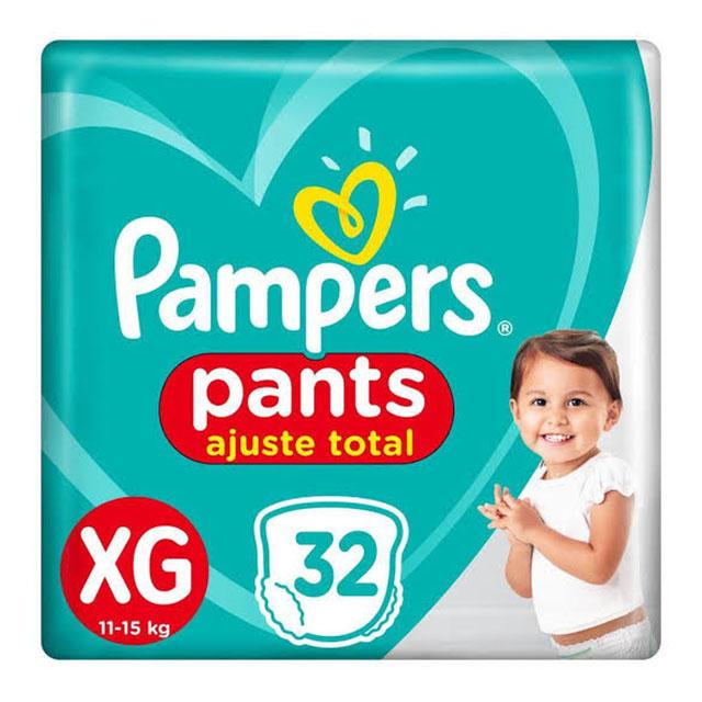 FRALDA  DESCARTAVEL PAMPERS PANTS XG C/32