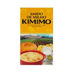 AMIDO DE MILHO KIMIMO 500 G