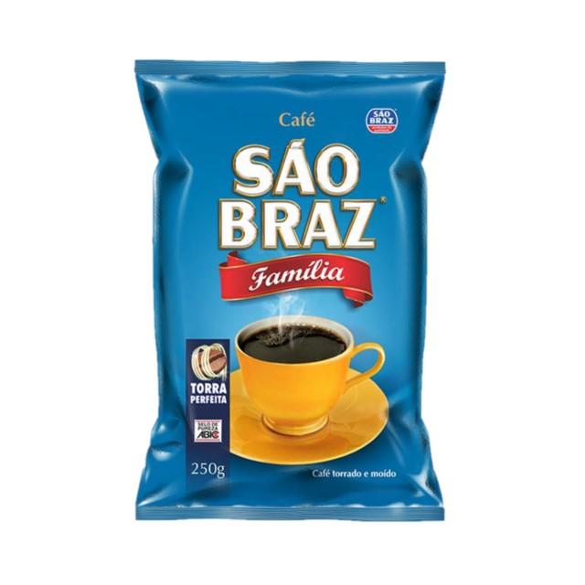 CAFÉ ALMOFADA FAMÍLIA SÃO BRAZ 250G