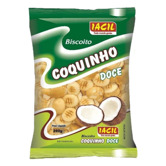 BISC COQUINHO IACIL 280G