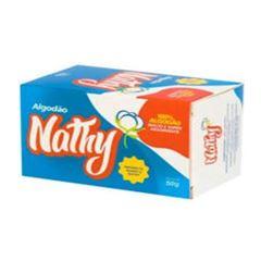 ALGODAO NATHY CAIXA 50G
