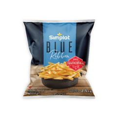 BATATA CORTE TRADICIONAL BLUE RIBBONSIMPLOT 2,5KG