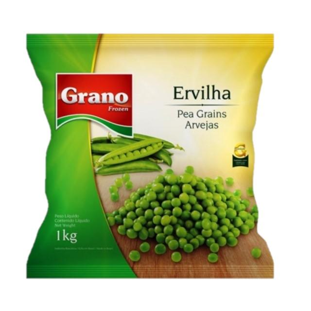 ERVILHA VERDE CONGELADO GRANO 1KG