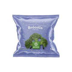 BROCOLIS CONGELADO GRANO 1KG