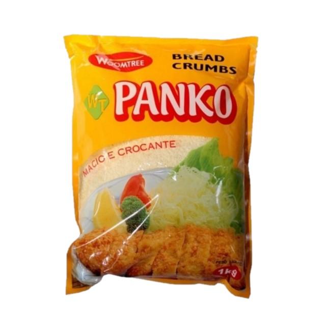 FARINHA PANKO WT PACOTE 1KG