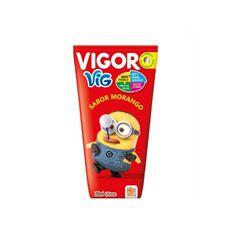 BEBIDA DE MORANGO VIG VIGOR 200ML