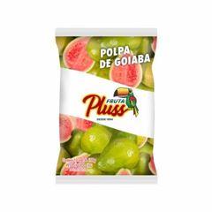 POLPA DE GOIABA FRUTA PLUSS 1KG