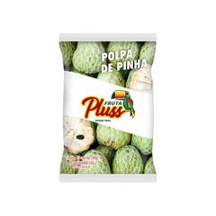 POLPA PINHA FRUTA PLUS 1KG