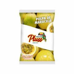 POLPA DE MARACUJÁ FRUTA PLUSS 1KG