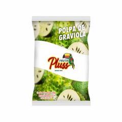 POLPA DE GRAVIOLA FRUTA PLUSS 1KG
