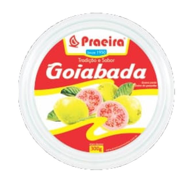 DOCE GOIABA POLY PRAEIRA 300G