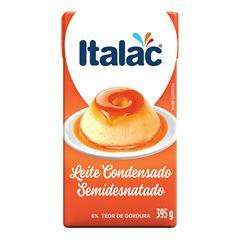 LEITE CONDENSADO ITALAC TETRA PACK 395G