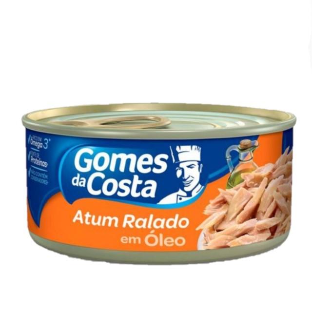 ATUM RALADO AO OLEO GOMES DA COSTA 170G