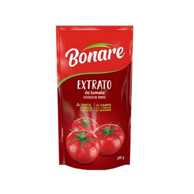 EXTRATO TOMATE BONARE SACHE 340G