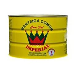 MANTEIGA IMPERIAL LATA 5KG