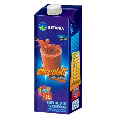 ACHOCOLATADO BETÂNIA 1L