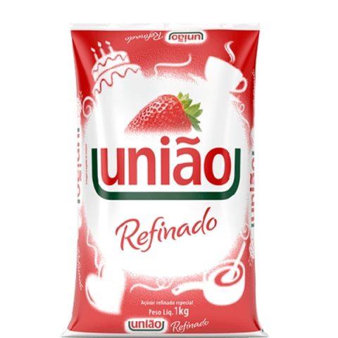 AÇÚCAR UNIÃO REFINADO ESPECIAL 1KG